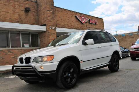 2003 BMW X5 for sale at JT AUTO in Parma OH