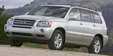 2006 Toyota Highlander Hybrid for sale at QUALITY MOTORS in Salmon ID