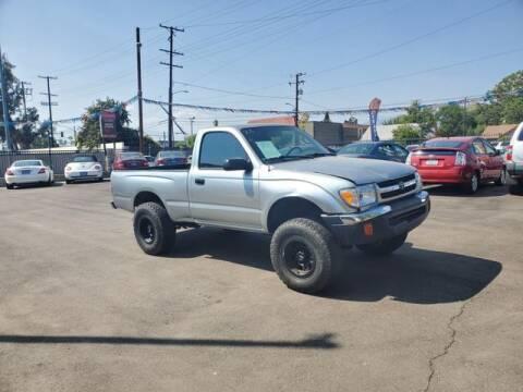 2000 Toyota Tacoma for sale at Silver Star Auto in San Bernardino CA