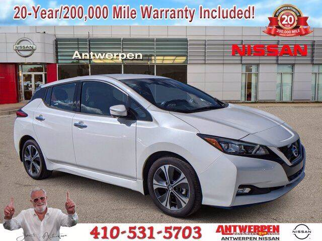 2020 Nissan LEAF for sale in Clarksville, MD