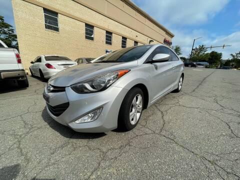 2013 Hyundai Elantra Coupe for sale at Alexandria Auto Sales in Alexandria VA