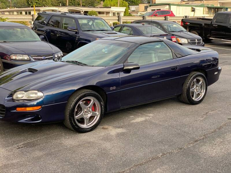 1998 Chevrolet Camaro for sale at Ginters Auto Sales in Camp Hill PA