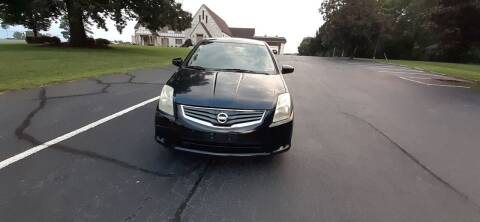 2010 Nissan Sentra for sale at Alfa Auto Sales in Raleigh NC