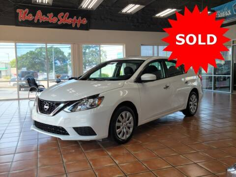 2017 Nissan Sentra for sale at The Auto Shoppe in Springfield MO