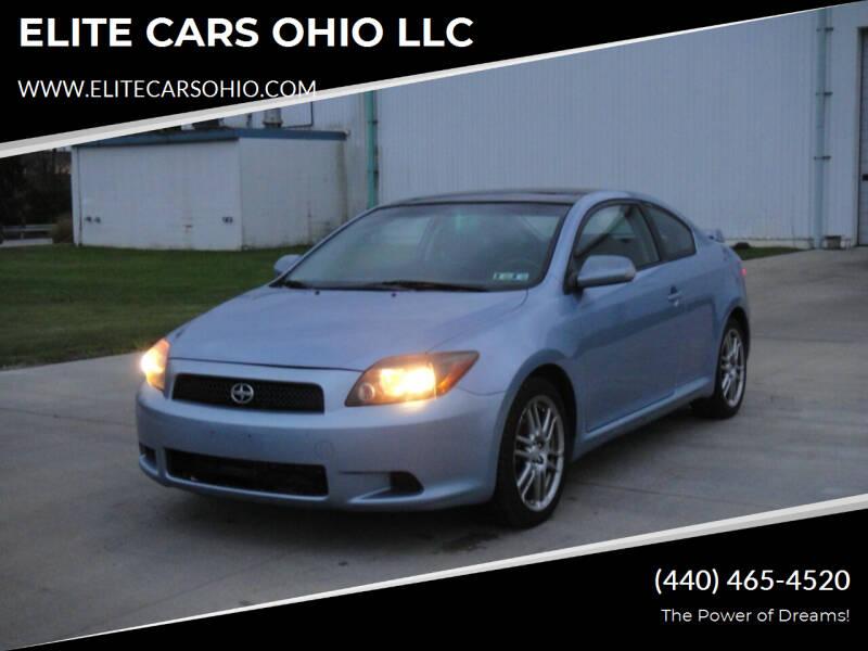 2008 Scion tC for sale at ELITE CARS OHIO LLC in Solon OH