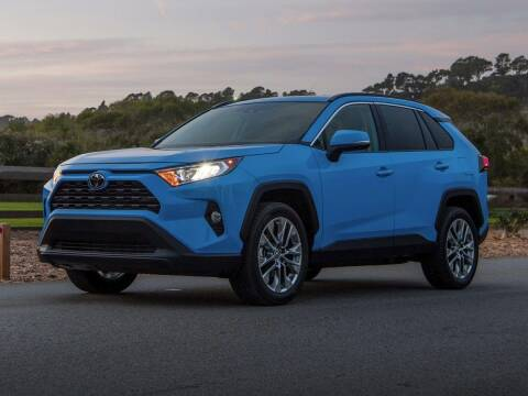 2019 Toyota RAV4 for sale at PHIL SMITH AUTOMOTIVE GROUP - Toyota Kia of Vero Beach in Vero Beach FL
