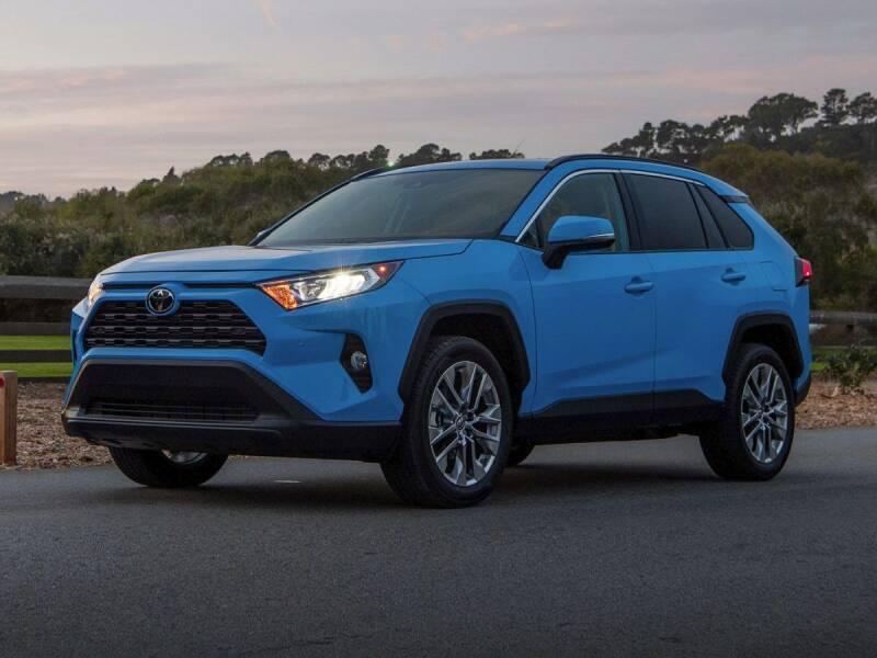 2019 Toyota RAV4 for sale in Austin, TX