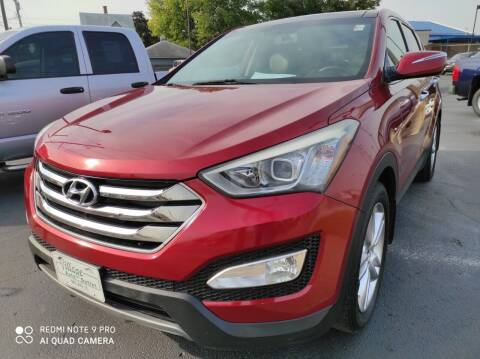 2013 Hyundai Santa Fe Sport for sale at Village Auto Outlet in Milan IL