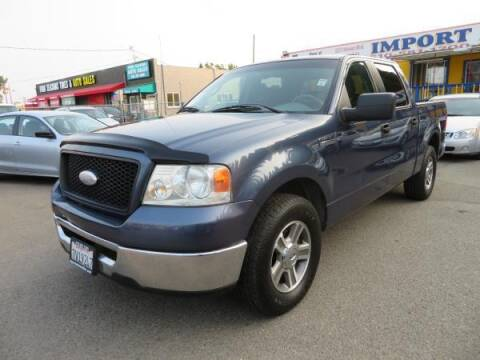 2006 Ford F-150 for sale at Import Auto World in Hayward CA