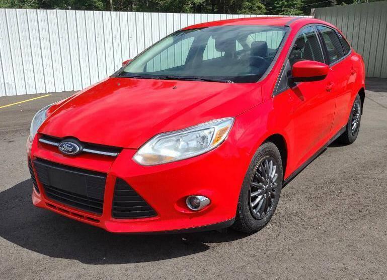 2012 Ford Focus for sale at Hilltop Auto in Prescott MI