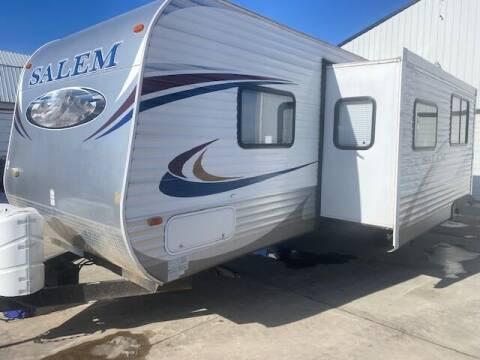 2013 Salem T29QBDS for sale at DK Auto in Centerville SD