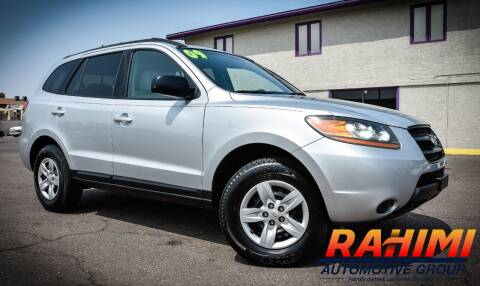2009 Hyundai Santa Fe for sale at Rahimi Automotive Group in Yuma AZ