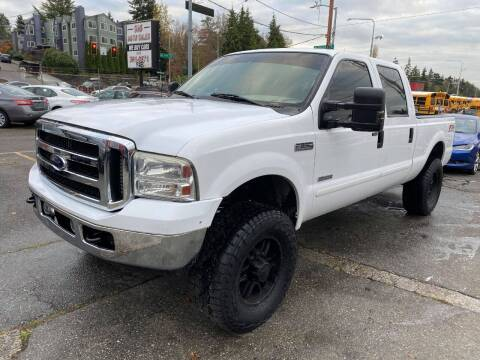 2007 Ford F-250 Super Duty for sale at SNS AUTO SALES in Seattle WA
