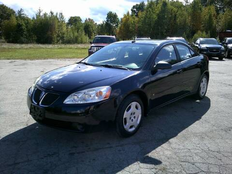 2008 Pontiac G6 for sale at Route 111 Auto Sales in Hampstead NH