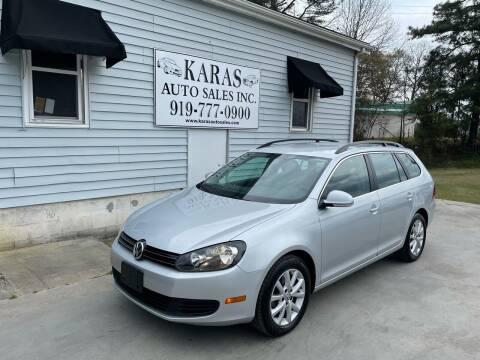 2012 Volkswagen Jetta for sale at Karas Auto Sales Inc. in Sanford NC