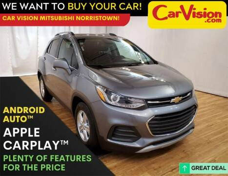 2019 Chevrolet Trax for sale at Car Vision Mitsubishi Norristown in Trooper PA