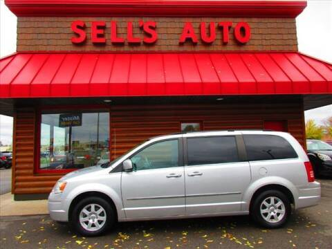 2010 Chrysler Town and Country for sale at Sells Auto INC in Saint Cloud MN