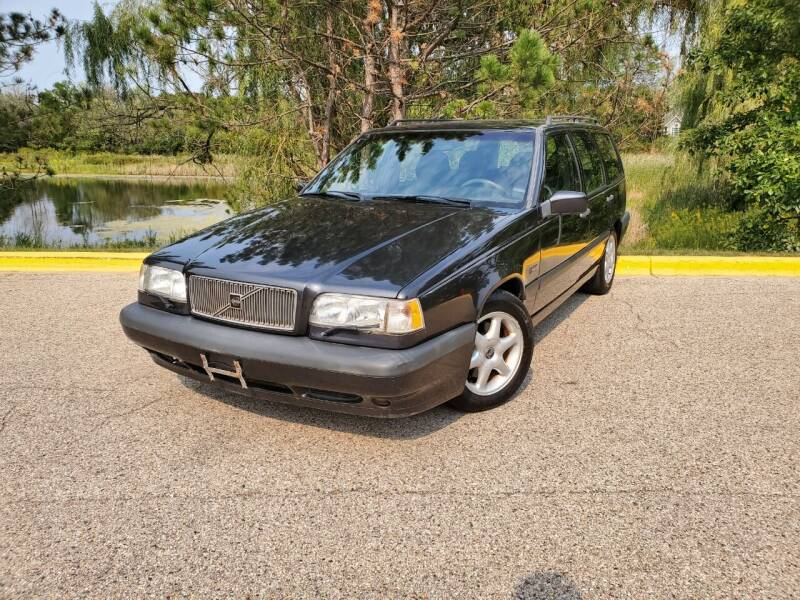 1997 Volvo 850 for sale at Excalibur Auto Sales in Palatine IL