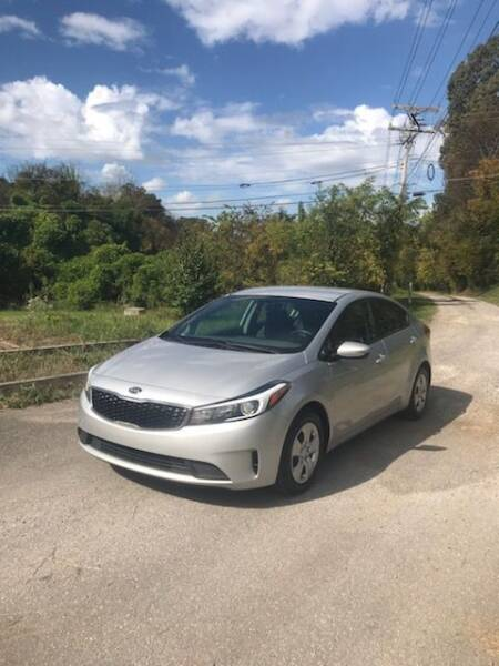 2017 Kia Forte for sale at Dependable Motors in Lenoir City TN