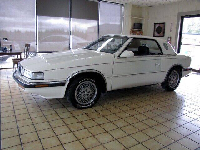 1991 Chrysler TC for sale in Greenville, SC