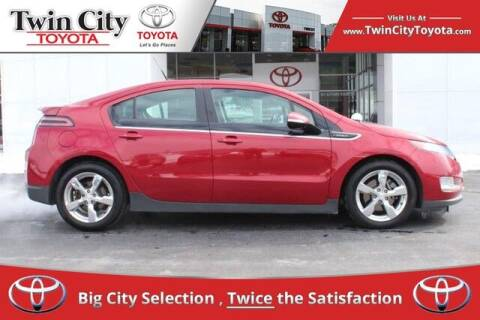 2014 Chevrolet Volt for sale at Twin City Toyota in Herculaneum MO