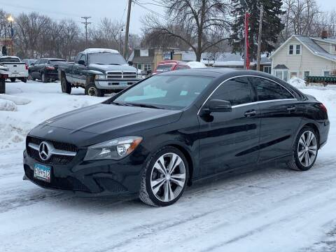 2016 Mercedes-Benz CLA for sale at Tonka Auto & Truck in Mound MN