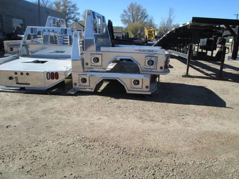 2021 Bradford Built Flatbed for sale at Stagner INC in Lamar CO