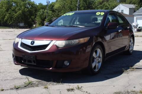2009 Acura TSX for sale at Square Business Automotive in Milwaukee WI