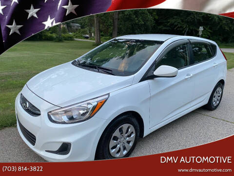 2017 Hyundai Accent for sale at DMV Automotive in Falls Church VA