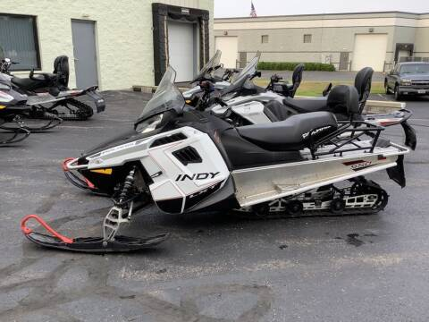 2020 Polaris 550 Indy® LXT White Light for sale at Road Track and Trail in Big Bend WI