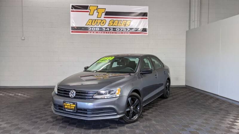 2015 Volkswagen Jetta for sale at TT Auto Sales LLC. in Boise ID