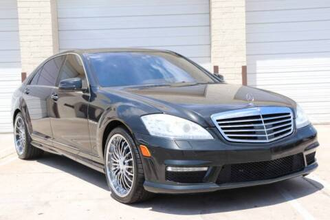 2011 Mercedes-Benz S-Class for sale at MG Motors in Tucson AZ