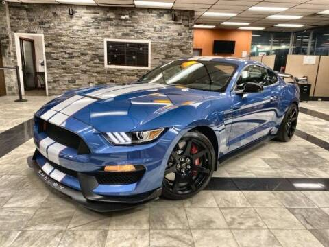 2020 Ford Mustang for sale at Sonias Auto Sales in Worcester MA