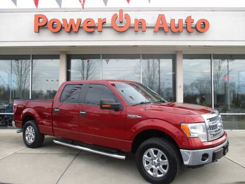 2014 Ford F-250 Super Duty for sale at Power On Auto LLC in Monroe NC