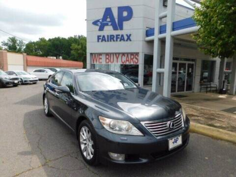 2010 Lexus LS 460 for sale at AP Fairfax in Fairfax VA