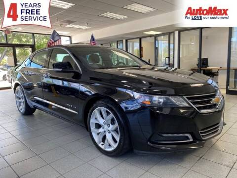 2015 Chevrolet Impala for sale at Auto Max in Hollywood FL