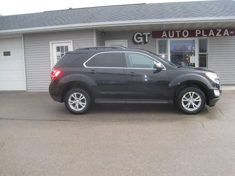 2017 Chevrolet Equinox for sale at G T AUTO PLAZA Inc in Pearl City IL