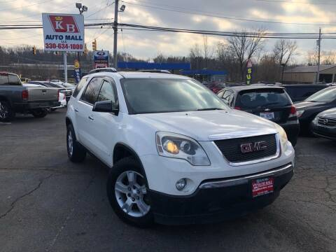 2007 GMC Acadia for sale at KB Auto Mall LLC in Akron OH