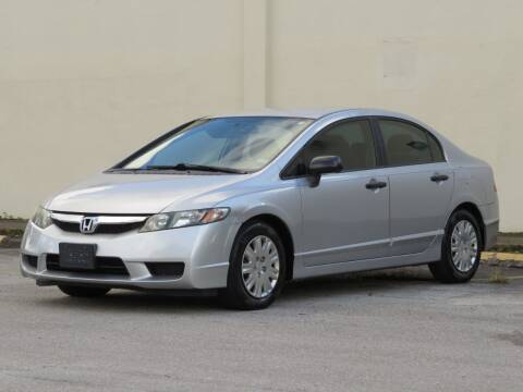 2011 Honda Civic for sale at DK Auto Sales in Hollywood FL
