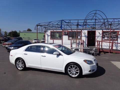 2011 Chevrolet Malibu for sale at Jim's Cars by Priced-Rite Auto Sales in Missoula MT