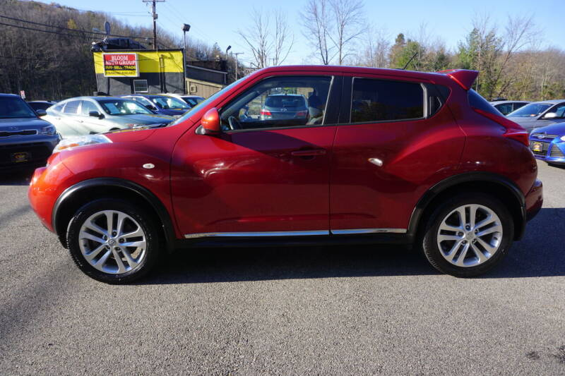 2012 Nissan JUKE for sale at Bloom Auto in Ledgewood NJ