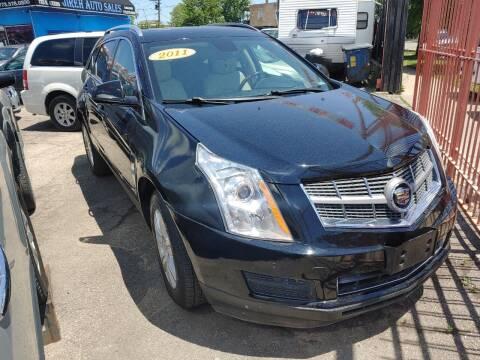 2011 Cadillac SRX for sale at JIREH AUTO SALES in Chicago IL