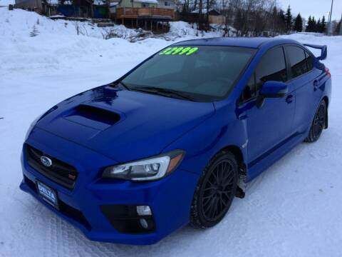 2017 Subaru WRX for sale at Delta Car Connection LLC in Anchorage AK