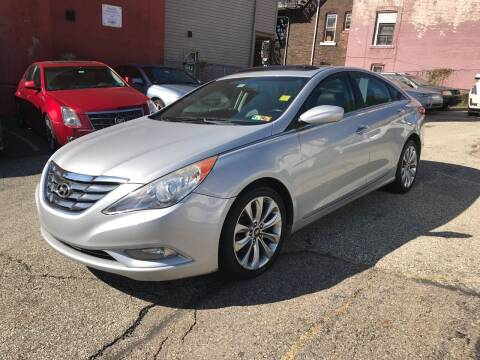 2011 Hyundai Sonata for sale at MG Auto Sales in Pittsburgh PA