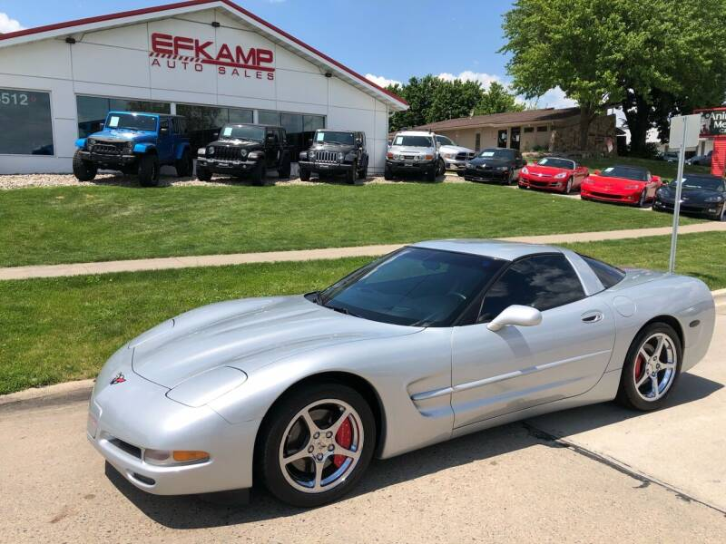 2000 Chevrolet Corvette for sale at Efkamp Auto Sales LLC in Des Moines IA
