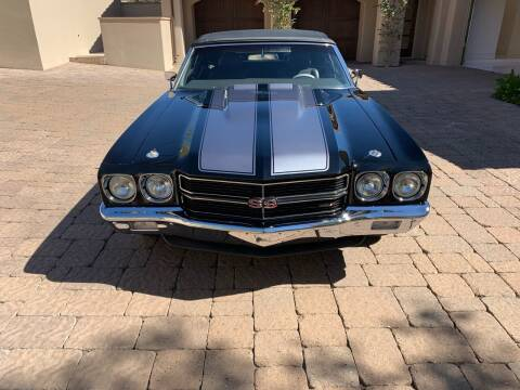 1970 Chevrolet Chevelle for sale at AZ Classic Rides in Scottsdale AZ