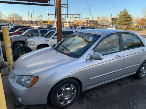2006 Kia Spectra for sale at Highbid Auto Sales & Service in Arvada CO