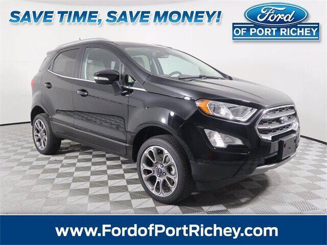 2020 Ford EcoSport for sale in Port Richey, FL