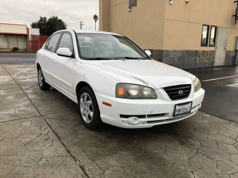 2005 Hyundai Elantra for sale at Exceptional Motors in Sacramento CA