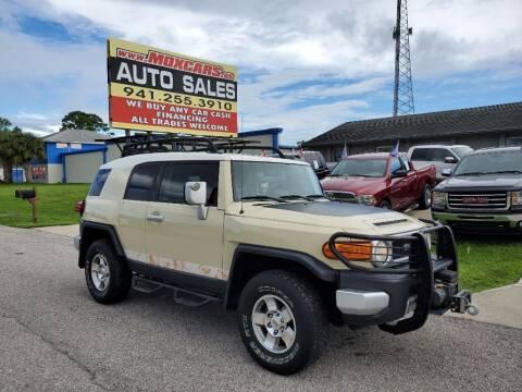 2008 Toyota FJ Cruiser for sale at Mox Motors in Port Charlotte FL